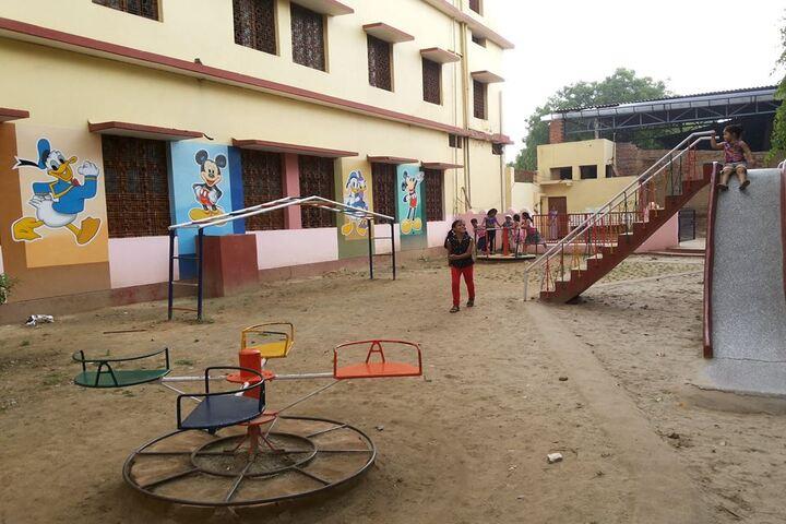 St Johns School-Kids Play Area