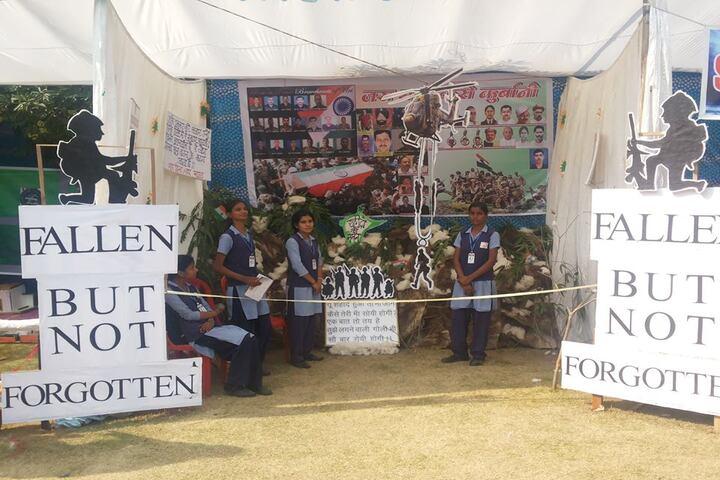 St Johns School-School Exhibition