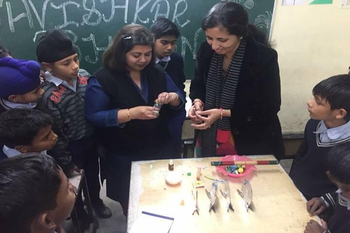 Government Model High School-Classroom Activities