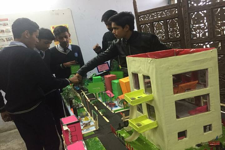 Government Model High School-Science Exhibition