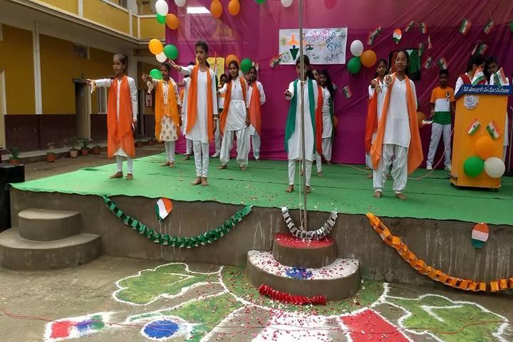St Joseph School-Independence Day