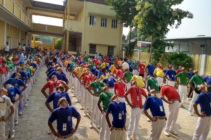 St Joseph School-Physical Training