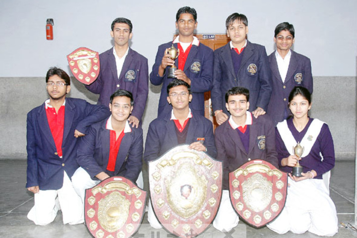 St JosephS Senior Secondary School-Achievements