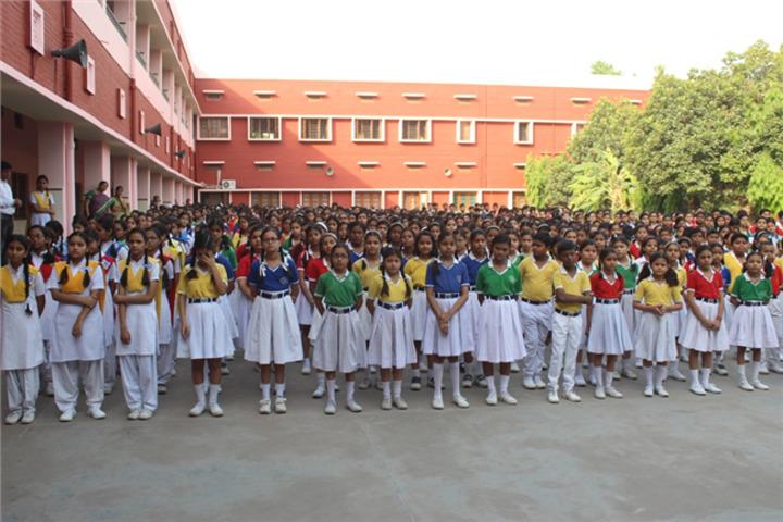 St JosephS Senior Secondary School-Assembly