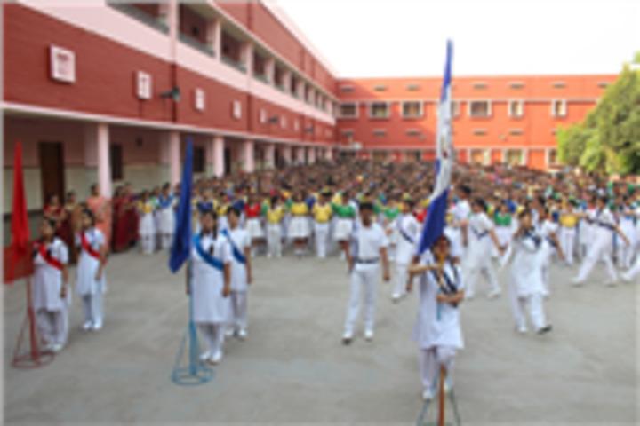 St JosephS Senior Secondary School-Invetstiture Cermony