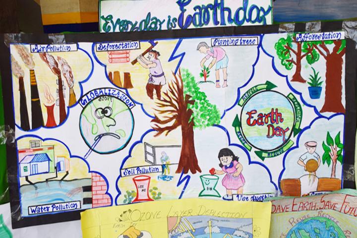 St Josephs School-Earth Day