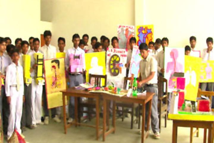 St Josephs School-Exhibition