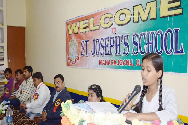 St Josephs School-Speech
