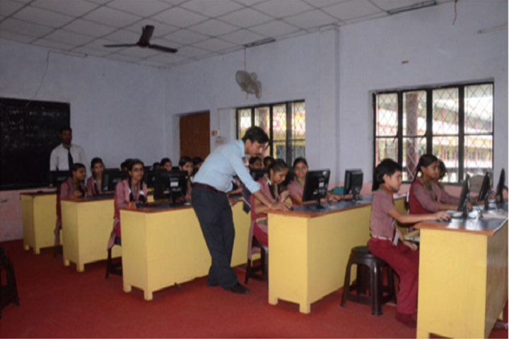 St Josephs School-IT Lab