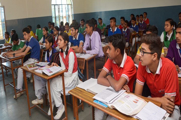 St Josephs School-Classroom