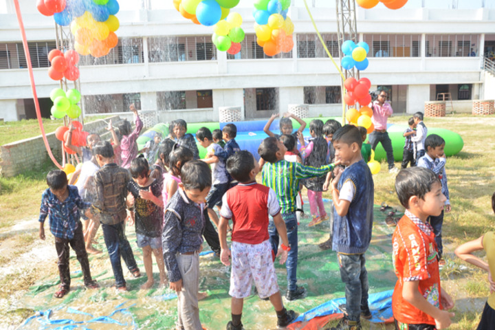 St Josephs School-Fun Camp
