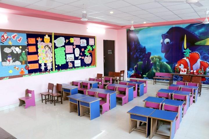 St MaryS Inter College-Classroom