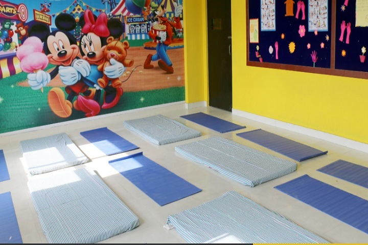 St MaryS Inter College-Kids Relax Area