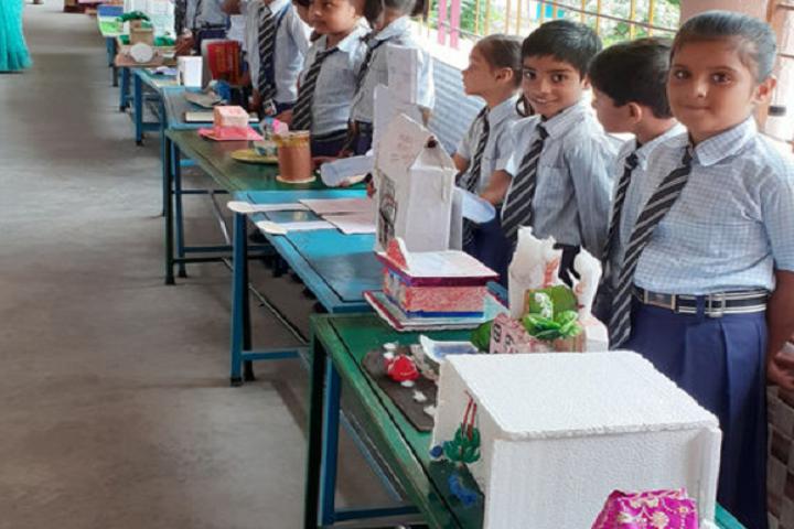 St MaryS School-Science Exhibition