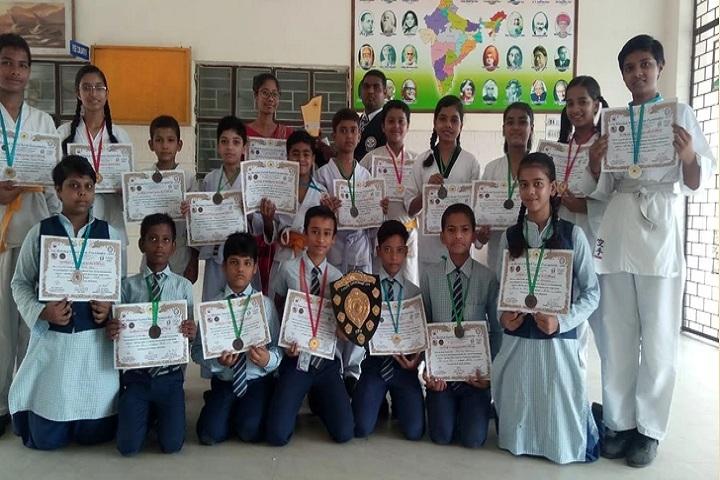 St MaryS School-Achievements