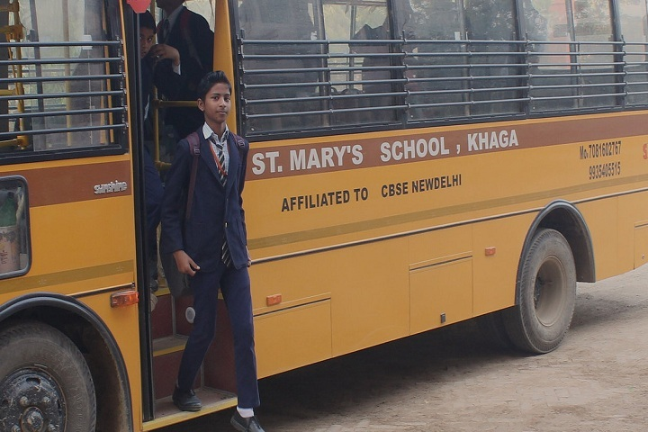 St MaryS School-Transport