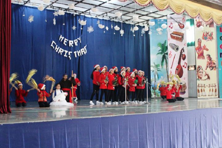 St MaryS Senior Secondary School-Christmas Celebration