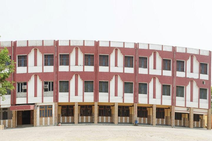 St MaryS Senior Secondary School-School Building
