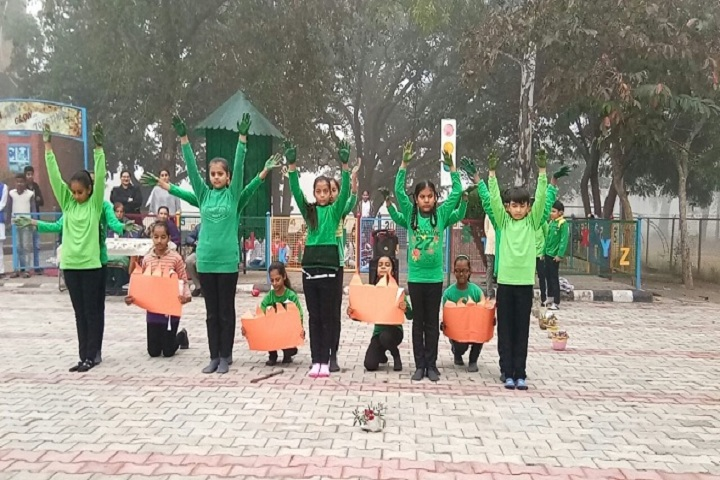 Government Model High School-Save Tree Program