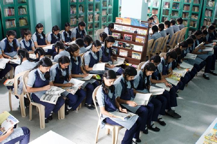 St MaryS Senior Secondary School-Library