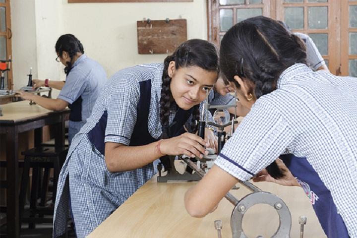 St MaryS Senior Secondary School-Physics Lab