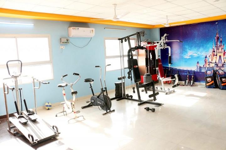 St MaryS Inter College-Gym