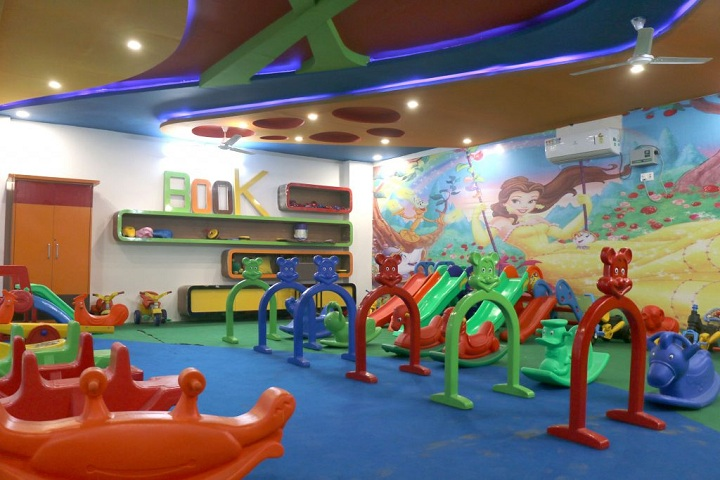 St MaryS Inter College-Kids Play Area