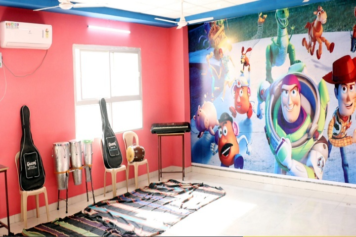 St MaryS Inter College-Music Room