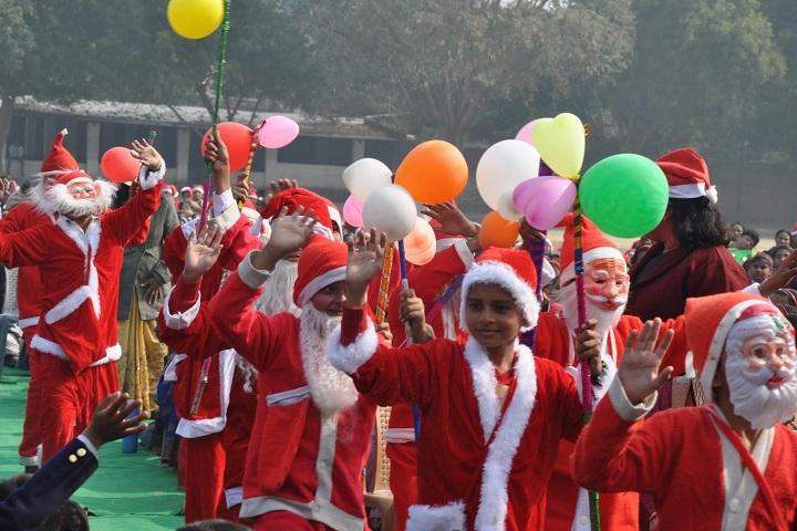 St Marys Inter College-Christmas Celebration