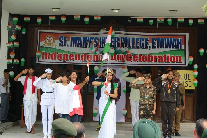 St Marys Inter College-Independence Day