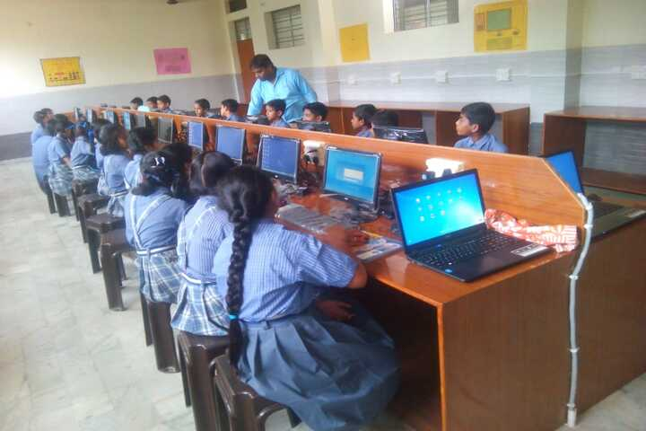 St Marys School-Computer lab