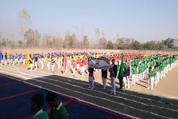 St Marys School-Sports Day