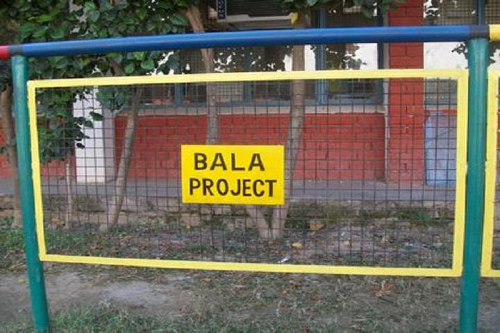 Goverment Model High School-Bala Concept