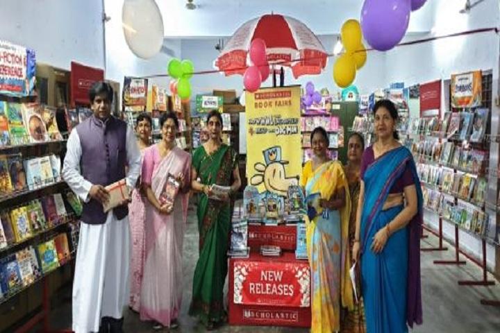 St Michaels Convent School-Book fair
