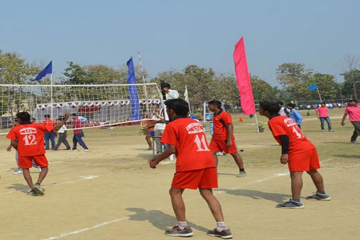 St Michaels Convent School-Sports volley ball