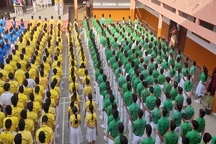 St Michaels Convent School-Assembly