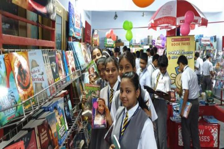 St Michaels Convent School-Book Exhibition
