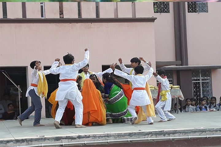 St PaulS Inter College-Cultural Activity