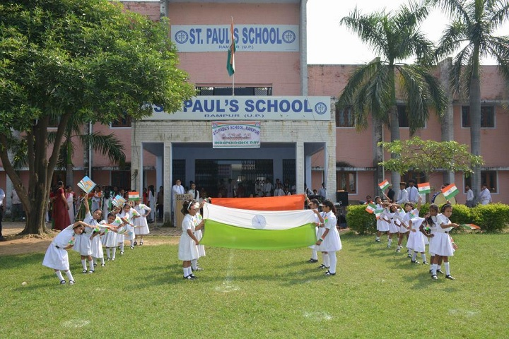 St PaulS School-Independence Day