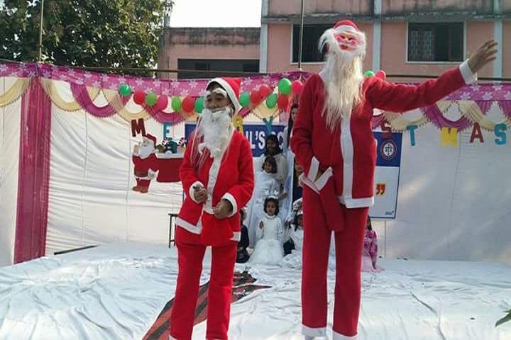 St PaulS School-Christmas Celebration