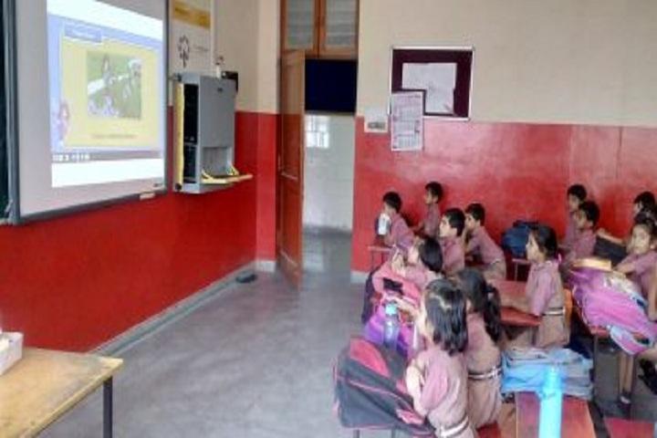 St Pauls Academy-Classroom