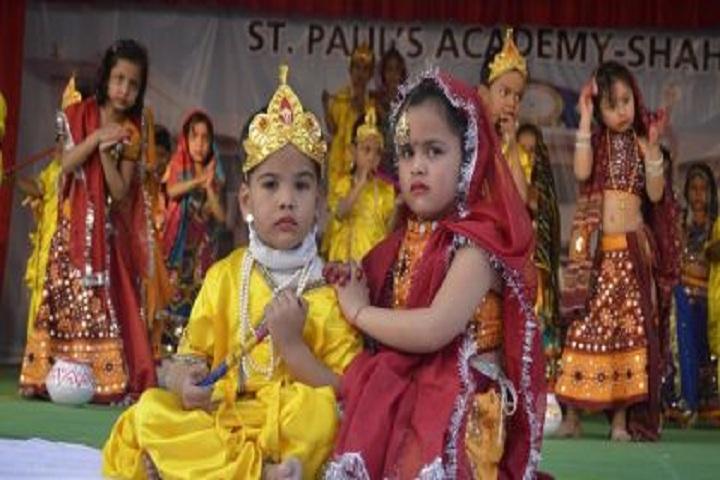 St Pauls Academy-Festival Celebration