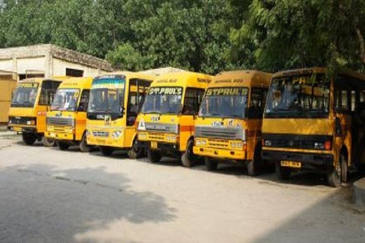 St Pauls Academy-Transport