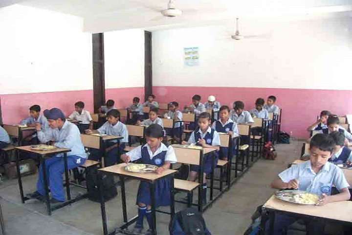 Government Model High School-Mid Day Meal