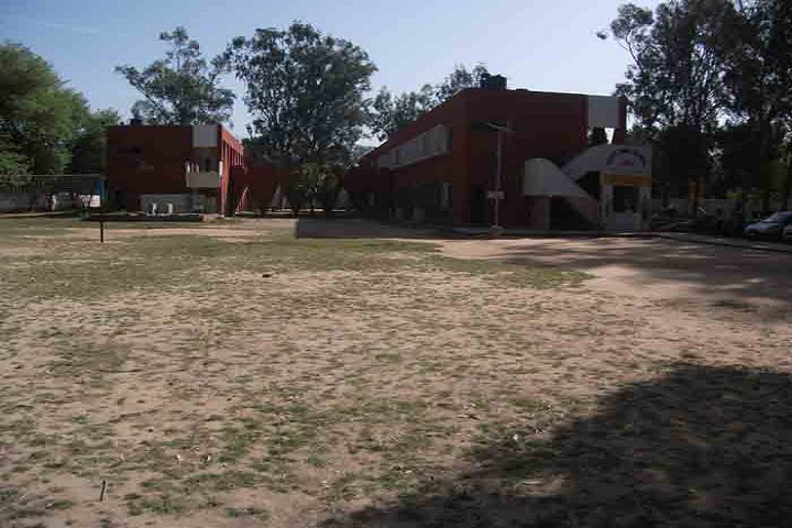 Government Model High School-Play Ground