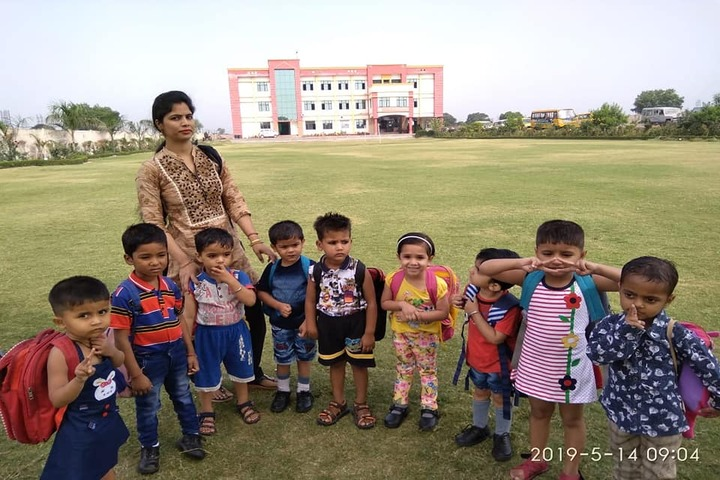 St R V Convent School-Play Ground