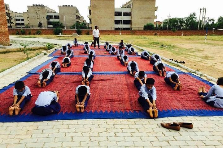 Government Model High School-1-Yoga