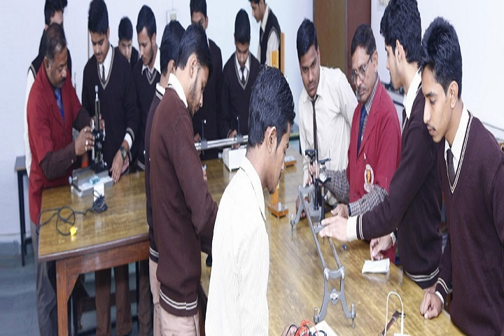 St Vivekanand Public School-Physics Lab