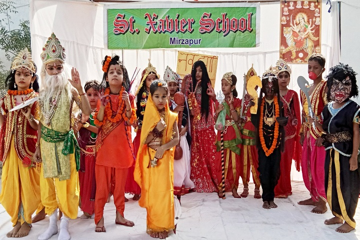 St Xavier School-Festival Celebration
