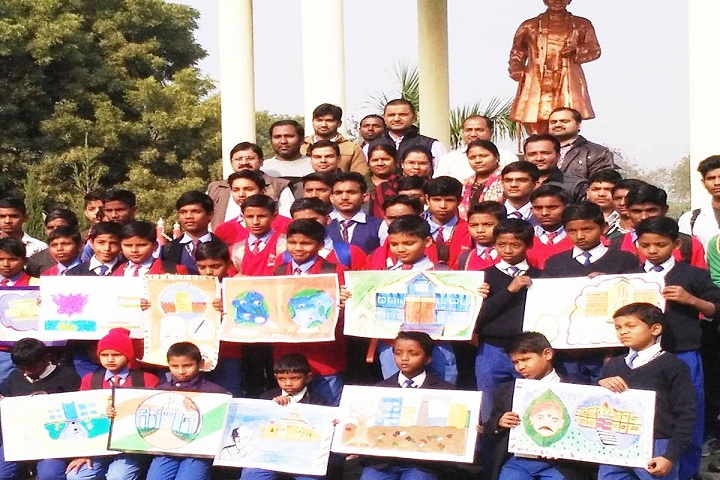St Xavier School-Painting Competition